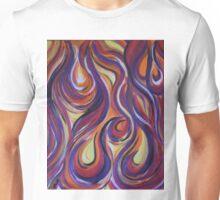 Burning Up Unisex T-Shirt