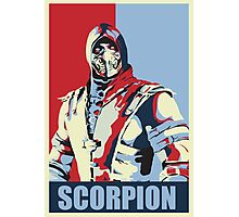 scorpion mkx hope Photographic Print