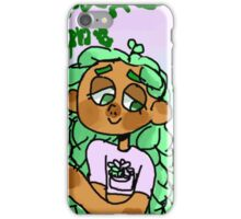 plant love iPhone Case/Skin