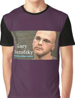 Gary Yourofsky  Graphic T-Shirt