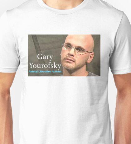 Gary Yourofsky  Unisex T-Shirt