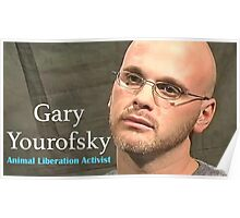 Gary Yourofsky  Poster