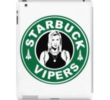 starbuck starbucks shirt iPad Case/Skin