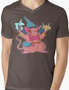 Ratling/Hamster Wizard Mens V-Neck T-Shirt