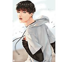 Save Me _ Jimin Photographic Print