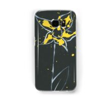 Yellow Paint Samsung Galaxy Case/Skin