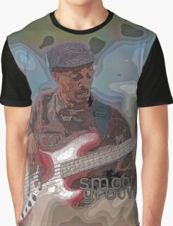 smooth groove Graphic T-Shirt