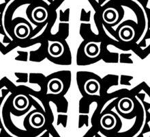 PolynesianCircleKonaCafe Sticker