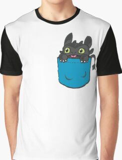 Toothless Frocket Graphic T-Shirt