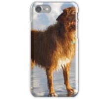 Happy Beach Toller iPhone Case/Skin