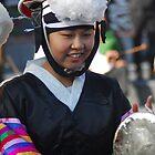 Traditional Korean Band Member 2 by Christian Eccleston