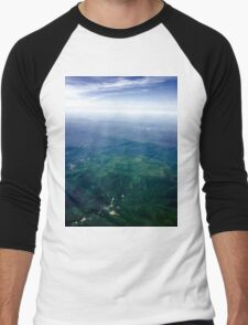 Smoky Mountain View Men's Baseball ¾ T-Shirt