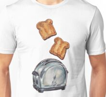 Toast and Toaster Unisex T-Shirt