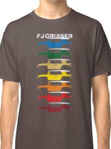 FJ Cruiser Color Classic T-Shirt