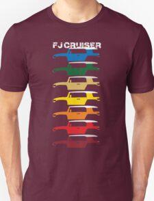 FJ Cruiser Color Unisex T-Shirt