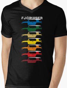 FJ Cruiser Color Mens V-Neck T-Shirt