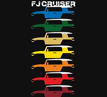 FJ Cruiser Color Unisex T-Shirt