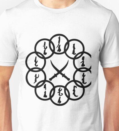 10 Rings Unisex T-Shirt