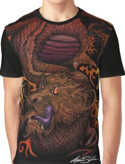 Dragon (Signature Design) Graphic T-Shirt