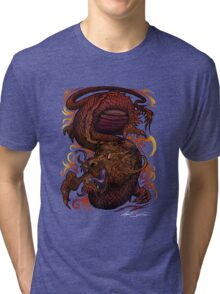Dragon (Signature Design) Tri-blend T-Shirt