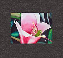 Frog in a Flower Hoodie