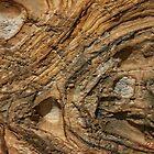 Rock Formation around Wollongong (1) by Wolf Sverak