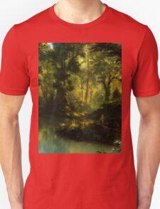 Forrest corner Landscape Unisex T-Shirt