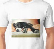 Relaxing Dog Unisex T-Shirt
