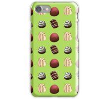 Chocolate Pattern iPhone Case/Skin