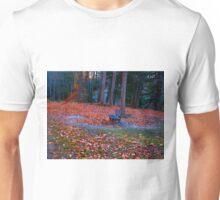 Thinking about tomorrow Unisex T-Shirt