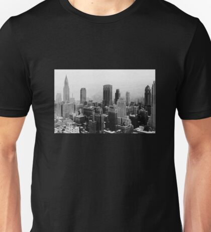 NEW YORK CITY SCAPE Unisex T-Shirt