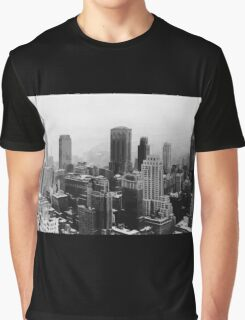 NEW YORK CITY SCAPE Graphic T-Shirt
