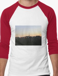 Bright Lights Men's Baseball ¾ T-Shirt