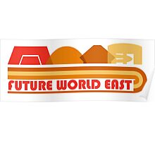Future World East Poster