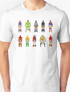 Superhero Butts T-Shirt