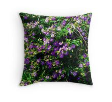 Great Green Throw Pillow
