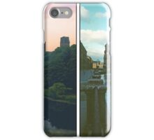 English-Russian Cathedral Composite iPhone Case/Skin