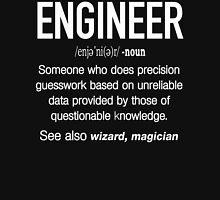 Engineer Definition Funny Unisex T-Shirt