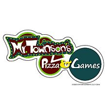 Mr. Townson's Pizza & Games Photographic Print