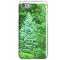 Michigan Pines iPhone Case/Skin