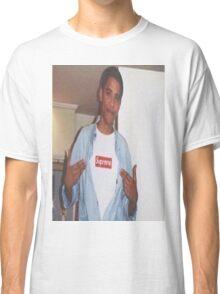 Obama Vaporwave Supreme Classic T-Shirt