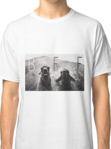 Best Friends Forever, Llama style Classic T-Shirt