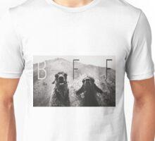 Best Friends Forever, Llama style Unisex T-Shirt
