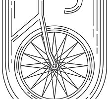Cycling Crest by karlos