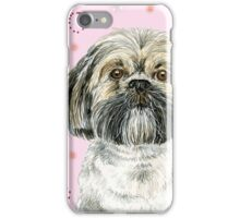 Lhasa Apso iPhone Case/Skin