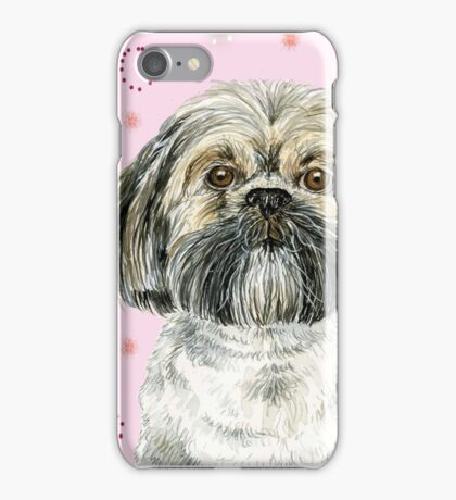 Fall in Love with a Lhasa Apso iPhone Case/Skin