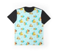 Hamster Edmund  Graphic T-Shirt