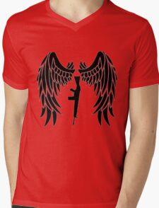 Angel with a Shotgun -The Cab T-Shirt