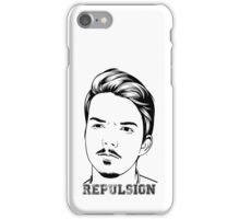Repulsion Face iPhone Case/Skin