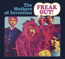 The Mothers Of Invention - Freak Out Baby Tee